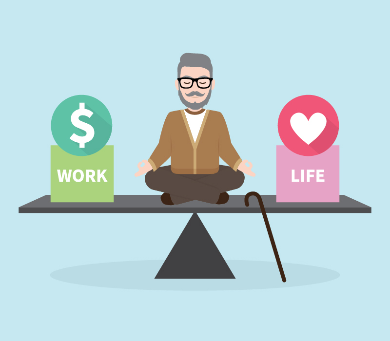 how work life balance can be achieved