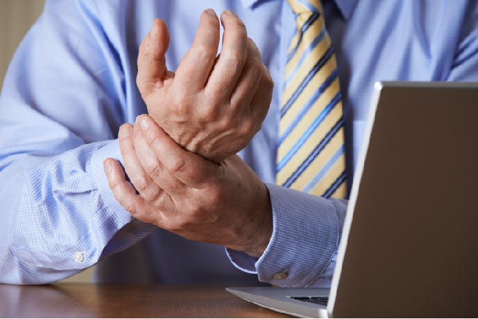 Document Management Tool that prevents carpal tunnel