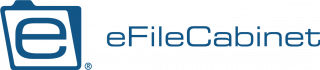 eFileCabinet Logo - Advanced Document Management Software