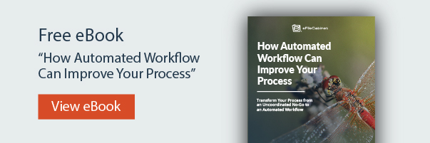 Free ebook: How automated workflow can improve your process