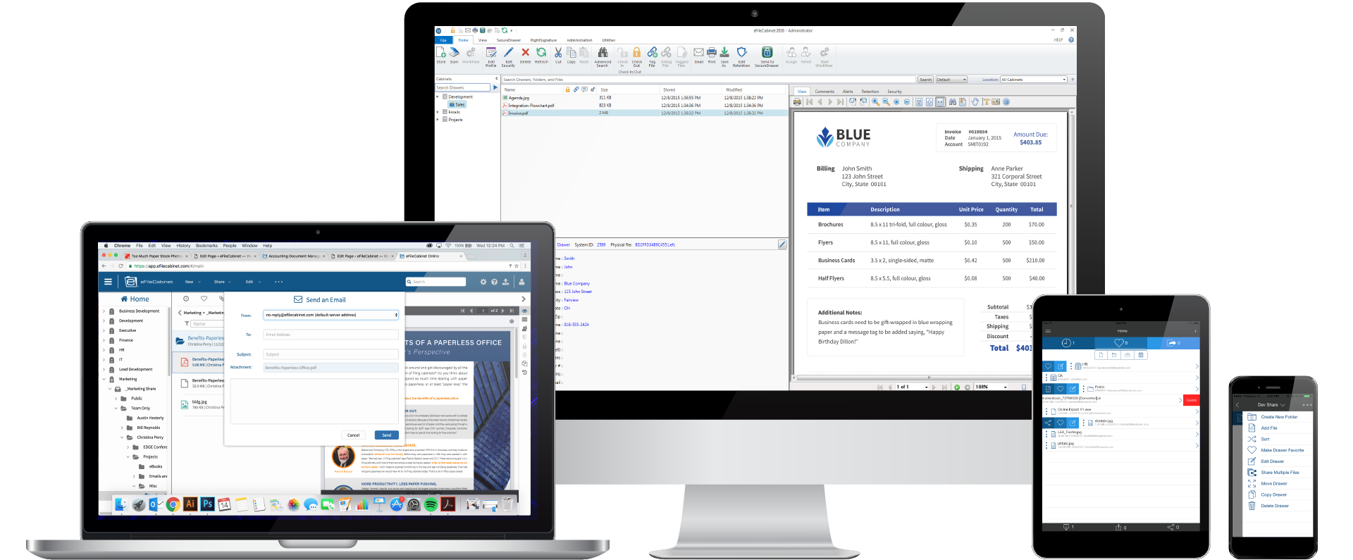 Document Management Software | eFileCabinet