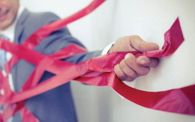 Don't Get Tangled in Red Tape—eFileCabinet Keeps You in Compliance