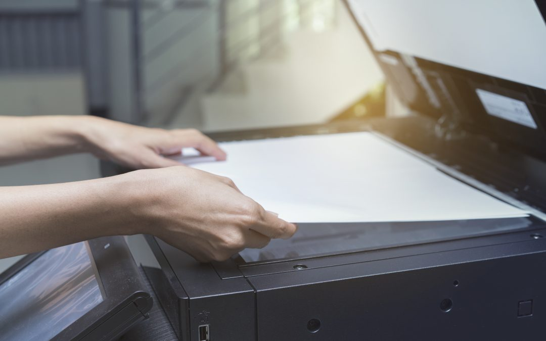 How To Scan A Document To My Computer