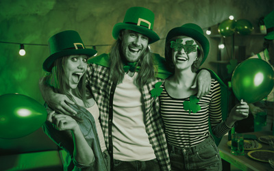 9 Ways to Have Fun in the Office for St. Patrick's Day
