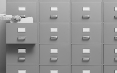 Tired of Manually Storing Documents?