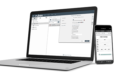 Introducing the New eSignature for Rubex