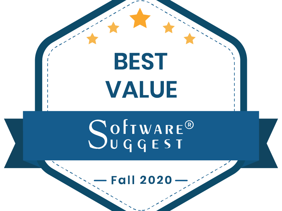 eFileCabinet Awarded Best Value By SoftwareSuggest